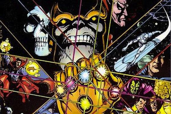 Marvel The Infinite Gauntlet Thanos