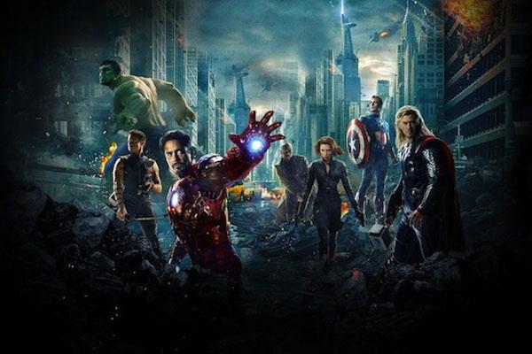 Los Vengadores Marvel