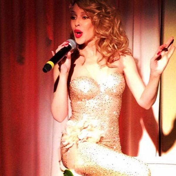 Kylie Minogue Mario Testino