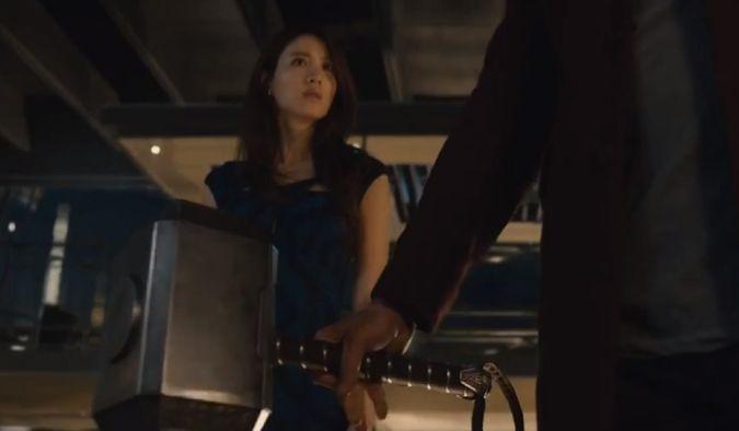 Claudia Kim Avengers age of ultron