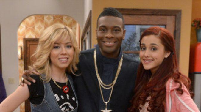 Kel Mitchell Sam Cat Ariana Grande Jennette Mccurdy/></div>  (Foto: Nickelodeon)</p>  <p>Sobre su aparición en <em>Sam & Cat</em>, donde se reunió con el creador de <em>All Thay</em>, Dan Schneider, Kel dijo que la experiencia fue impresionante y muy divertida. Del mismo modo, refirió que <a href=