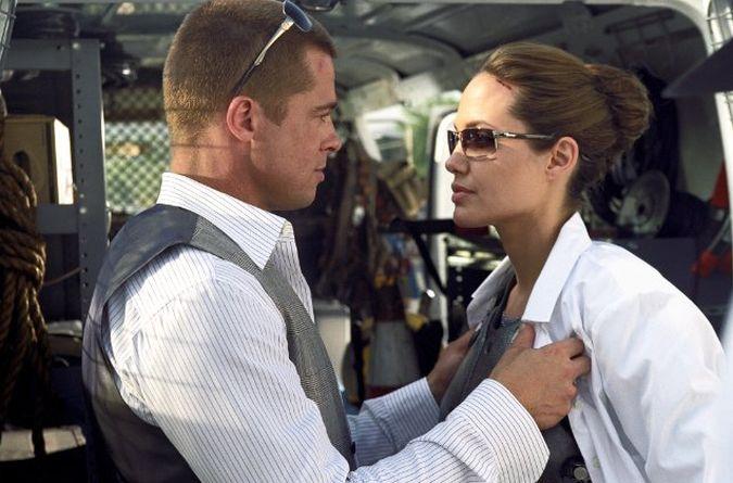 Mr Mrs Smith Angelina Jolie Brad Pitt