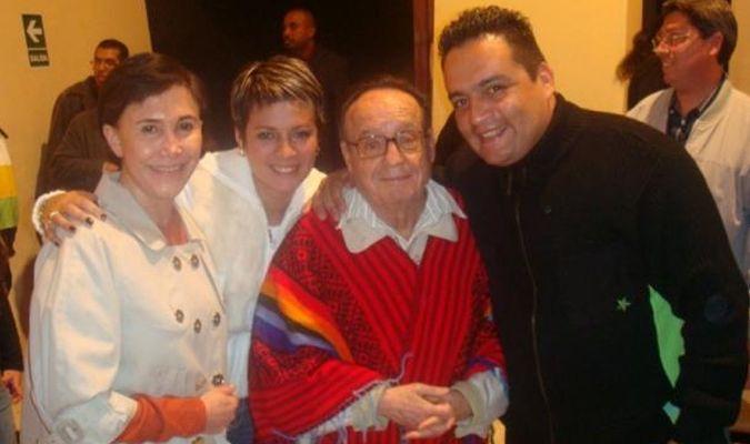 Jorge benavides chespirito florinda meza