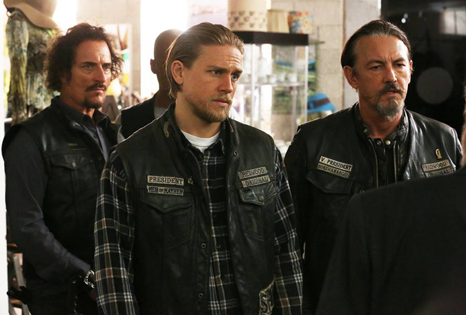 Sons of anarchy Red Rose