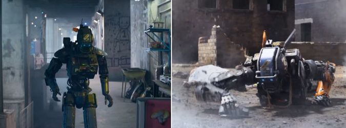 Chappie trailer youtube video viral