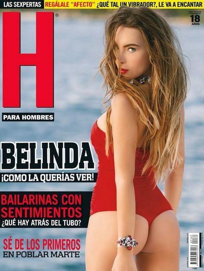Belinda fotos bikini h para hombres