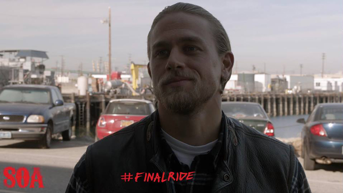 Sons of Anarchy FX Jax Teller ultimo episodio