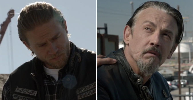 Sons Of Anarchy Qué Pasó En El Episodio 13 De La Temporada