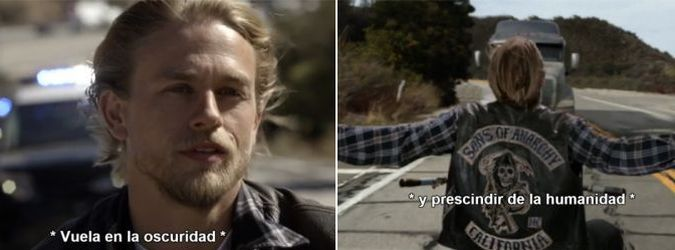 Youtube Sons Of Anarchy Y Sus 10 Muertes Más Lloradas