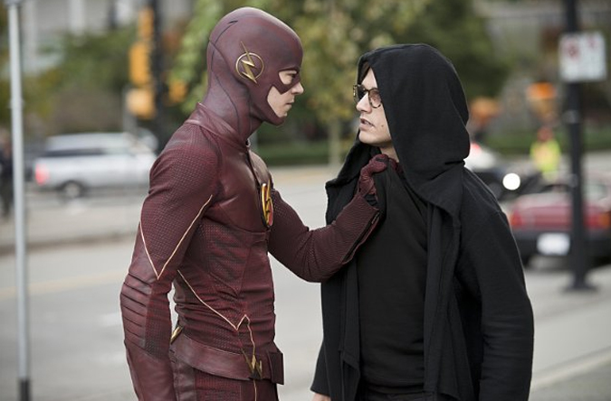 the flash temporada 1 episodio 11 barry allen rathaway