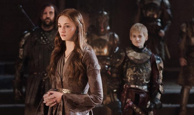 Game of thrones sansa stark joffrey baratheon