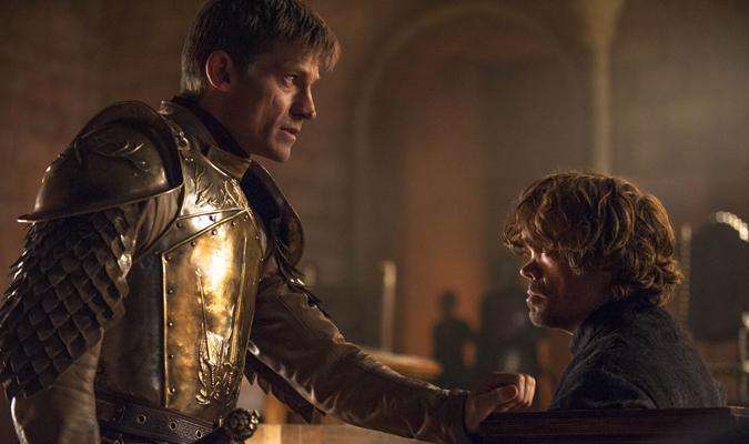 Game of thrones jaime tyrion lannister