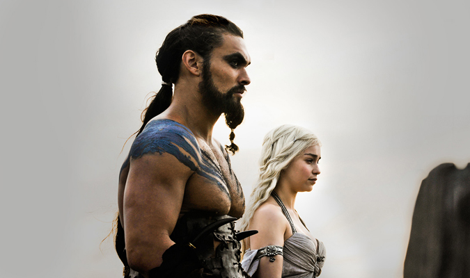 game of thrones daenerys khal drogo
