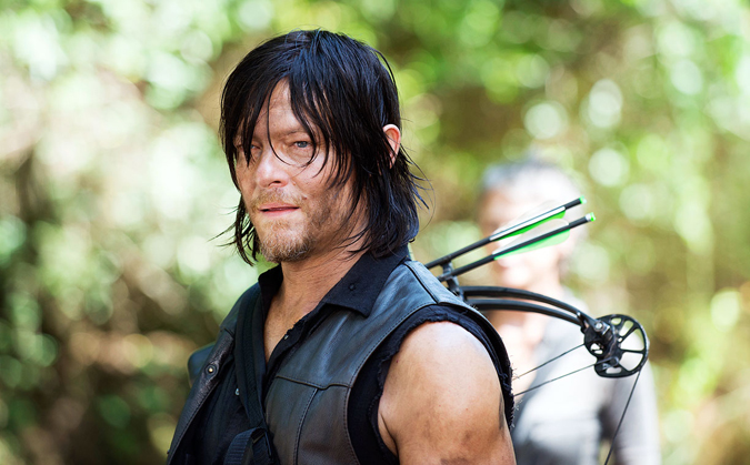 the walking dead temporada 5 episodio 10 daryl