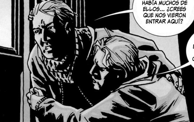 the walking dead eric comic