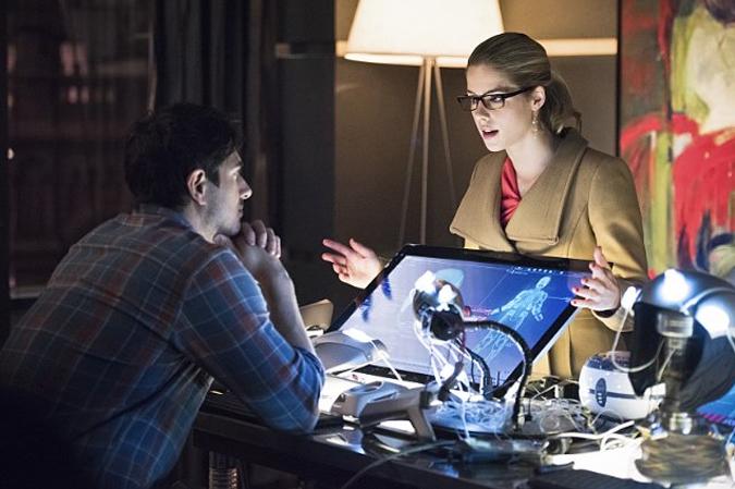 arrow temporada 3 episodio 15 felicity ray