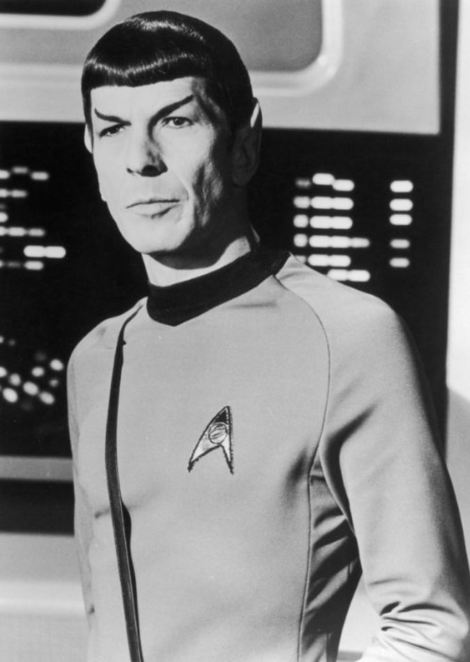 leonard nimoy star trek spock