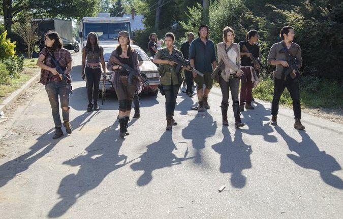 the walking dead temporada 5 episodio 12 remember