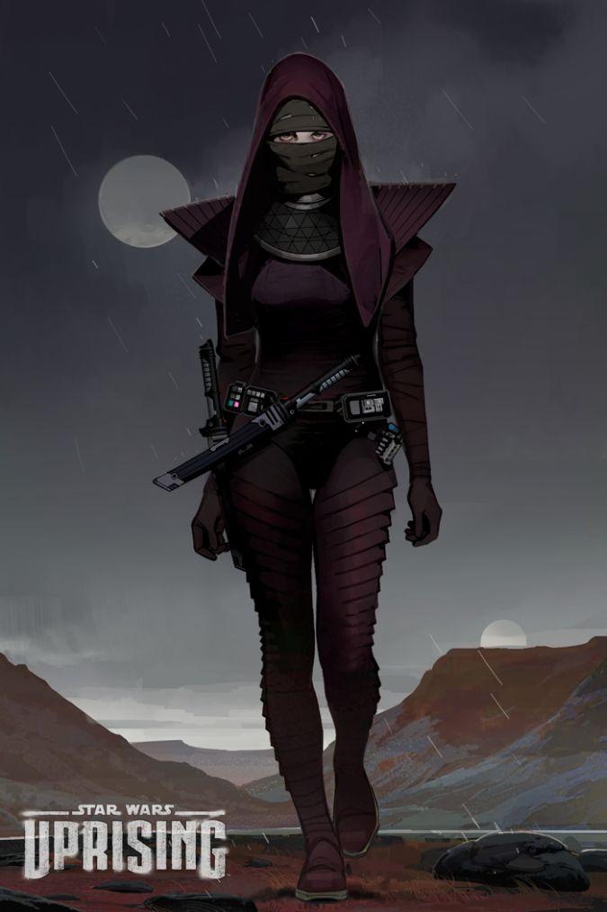 star wars uprising videojuego