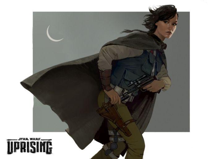 star wars uprising videojuegos