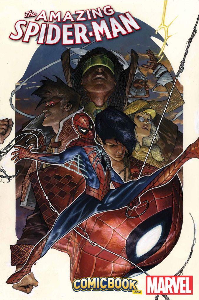 amazing spider-man santerians