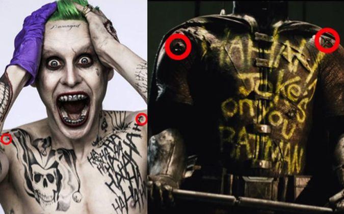 joker suicide squad batman v superman dawn of justice