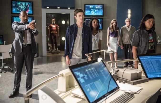 the flash temporada 2 foto