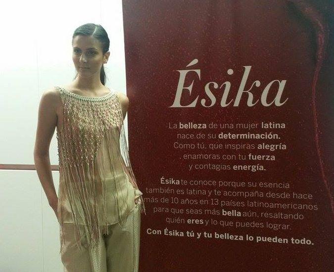 Sitka Semsch preparó colección que mezcla rusticidad con elegancia para el LIF Week