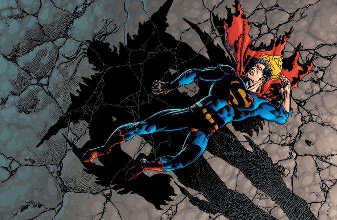superman muerte