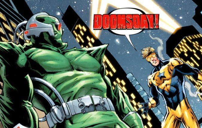 doomsday flashpoint