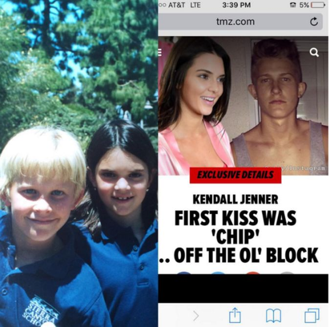 chad wilcox kendall jenner