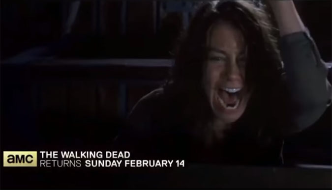 the walking dead temporada 6 maggie
