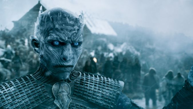 game of thrones white walker hardhome