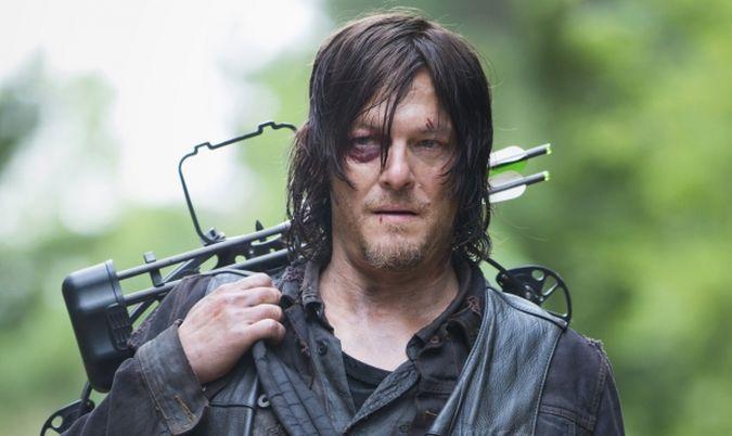 the walking dead daryl dixon temporada 6