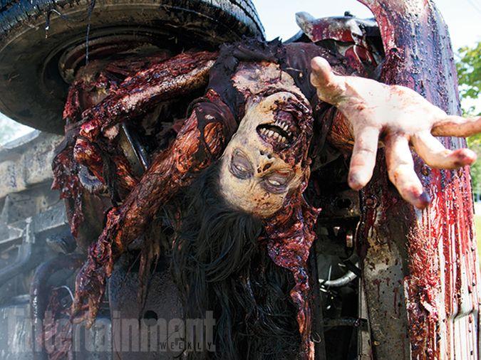 the walking dead walker zombi temporada 6
