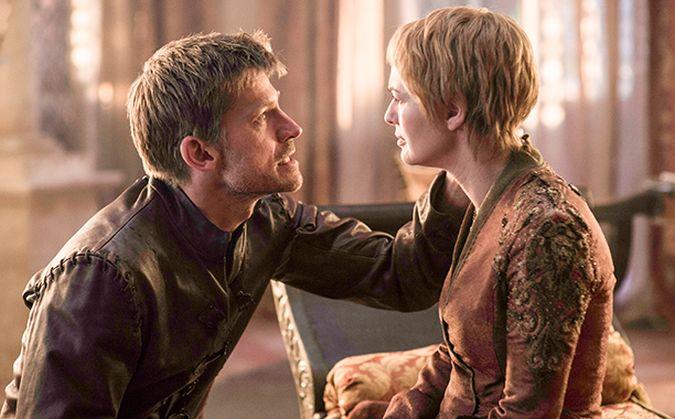 game of thrones jaime cersei lannister