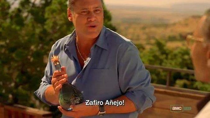 zafiro añejo breakign bad