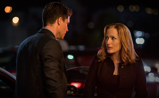 the x-files final miller scully