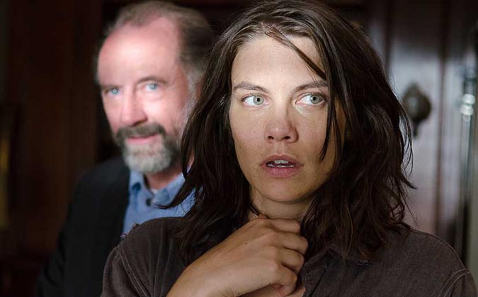 the walking dead maggie gregory