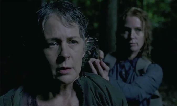 the walking dead temporada 6 episodio 13 carol trailer