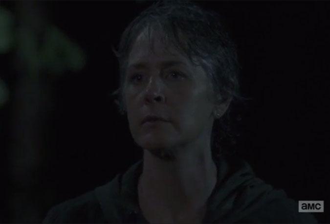 the walking dead temporada 6 episodio 12 carol