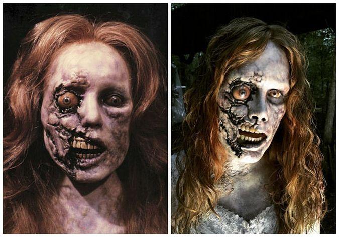 the walking dead homenaje ghost story zombi walker