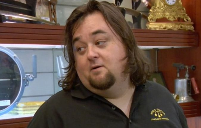 chumlee drogas