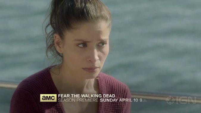 fear the walking dead ofelia temporada 2