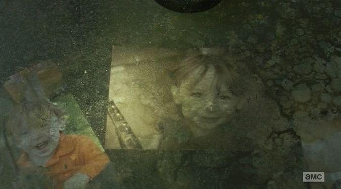the walking dead temporada 6 episodio 14 niño fotos
