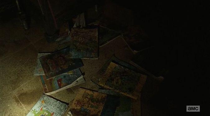 the walking dead temporada 6 episodio 14 libros