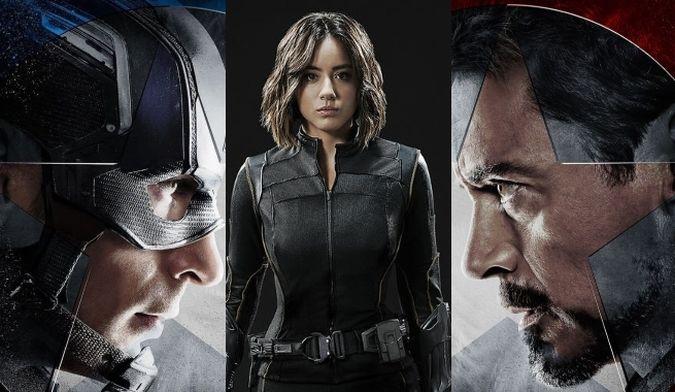 agents of shield captain america civil war marvel