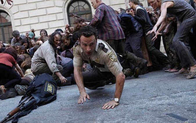the walking dead rick grimes temporada 1