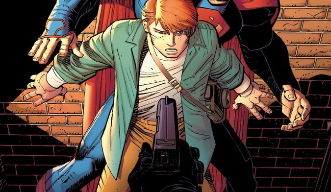 jimmy olsen comic superman