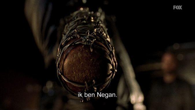 the walking dead temporada 6 final negan